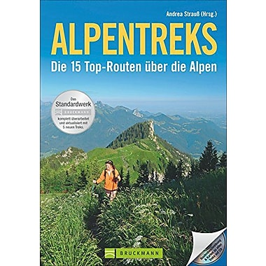 Alpentreks, New Book (9783765445491)