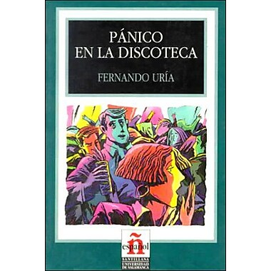 Panico en la Discoteca (Leer en Espanol: Level 3) (Spanish Edition) (9788429434316)
