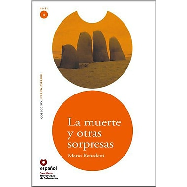 La muerte y otras sorpresas/ Death and Other Surprises (Leer En Espanol Level 4) (Spanish Edition), New Book (9788497130882)