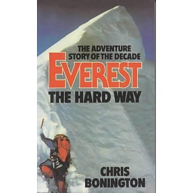 Everest the Hard Way, Used Book (9788173030734)