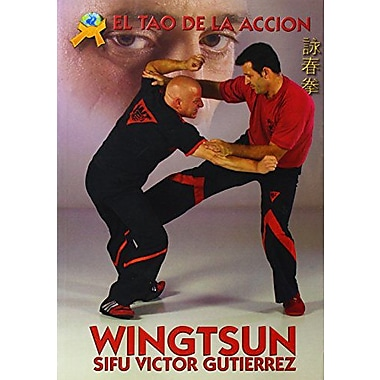 Wing Tsun: The Tao of the Action, New Book (9788496492028)