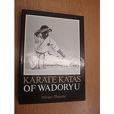 Karate Katas of Wadoryu (9789197023108)