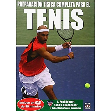 Preparacion fisica completa para el tenis / Complete Conditioning for Tennis(En Forma / in Shape)(Span, New Book (9788479027353)