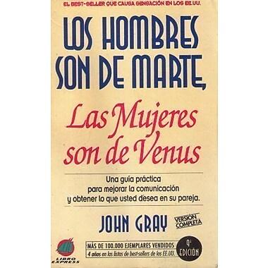 Los Hombres son de Marte, las Mujeres son de Venus (9789500813099)