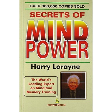 Secrets of Mind Power, New Book (9788122300604)