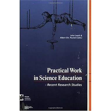 Practical Work in Science Education - Recent Research Studies, Used Book (9788778670793)