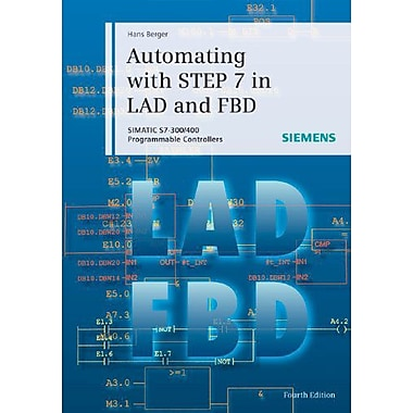 Automating with STEP 7 in LAD and FBD, Used Book (9783895782978)