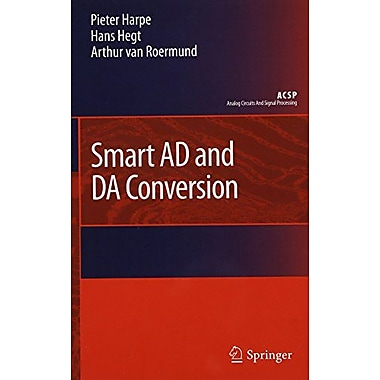 Smart AD and DA Conversion (Analog Circuits and Signal Processing), Used Book (9789048190416)
