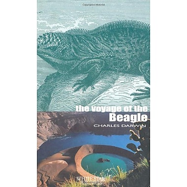 The Voyage of the Beagle (Adventure Classics), Used Book (9788854401761)