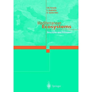 Mediterranean Ecosystems: Structures and Processes, New Book (9788847001145)