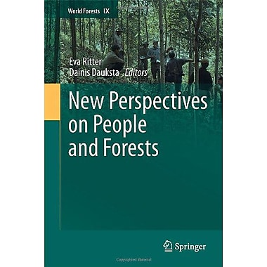 New Perspectives on People and Forests (World Forests) (9789400711495)