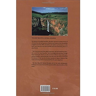 The Most Beautiful Natural Wonders, Used Book (9789036624534)
