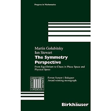 The Symmetry Perspective: From Equilibrium to Chaos in Phase Space and Physical Space(Progress in Mat, Used Book (9783764366094)