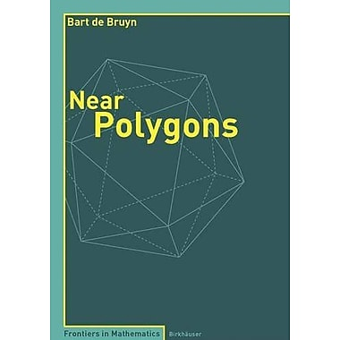Near Polygons (Frontiers in Mathematics), Used Book (9783764375522)