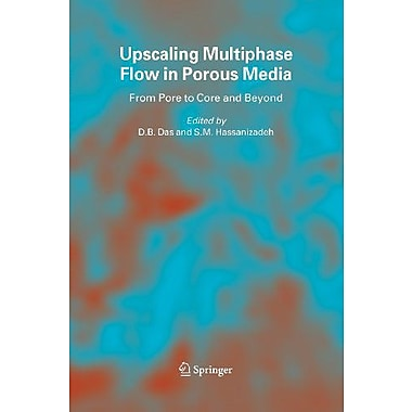 Upscaling Multiphase Flow in Porous Media: From Pore to Core and Beyond, Used Book (9789048168880)