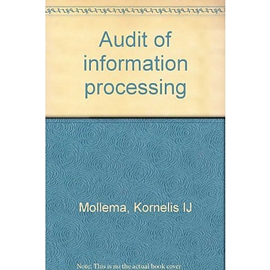Audit of information processing, New Book (9789014043364)