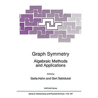 Graph Symmetry: Algebraic Methods and Applications (Nato Science Series C:), New Book (9789048148851)