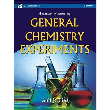 A Collection of Interesting General Chemistry Experiments, New Book (9788173714214)