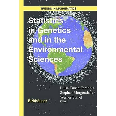 Statistics in Genetics & Environmental Sciences, Used Book (9783764365752)