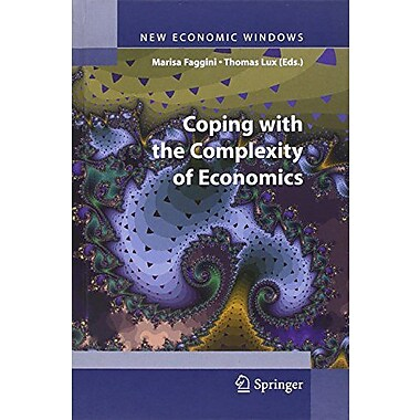 Coping with the Complexity of Economics (New Economic Windows), New Book (9788847010826)
