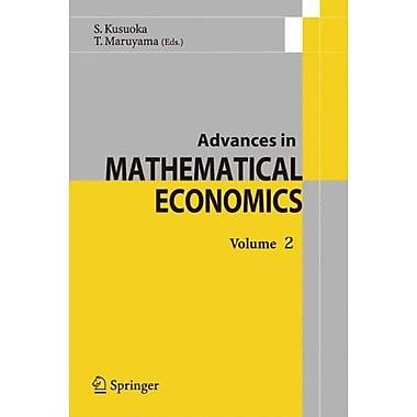 Advances in Mathematical Economics (9784431702788)