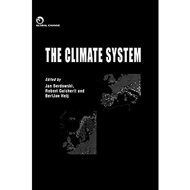 Climate System, New Book (9789058092557)