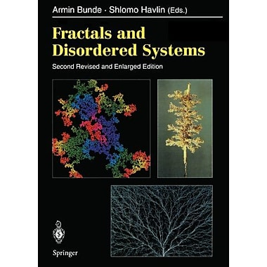 Fractals and Disordered Systems (9783642848704)