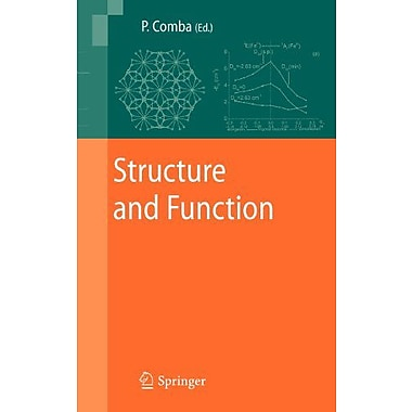 Structure and Function (9789048128877)