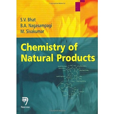 Chemistry of Natural Products, New Book (9788173194818)