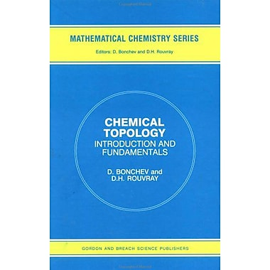 Chemical Topology: Introduction and Fundamentals (Asian Mathematics Series,), Used Book (9789056991746)
