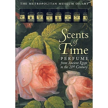 Scents of Time: Perfume from Ancient Egypt to the 21st Century, New Book (9783791322179)