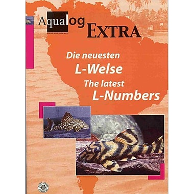 Aqualog Extra: The Latest L-Numbers, New Book (9783936027402)