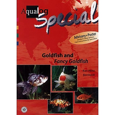 Goldfish and Fancy Goldfish (AQUALOG Special series) (9783931702458)