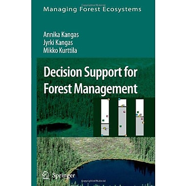 Decision Support for Forest Management (Managing Forest Ecosystems) (9789048177271)