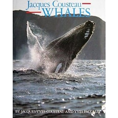Jacques Cousteau--Whales, Used Book (9785552397150)