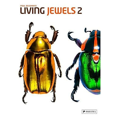 Living Jewels 2: The Magical Design of Beetles (9783791337777)