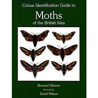 Colour Identification Guide to Moths of the British Isles: (Macrolepidoptera) (Third Revised Edition), Used Book (9788788757903)