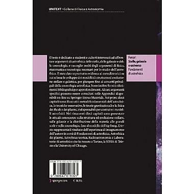 Stelle, galassie e universo: Fondamenti di astrofisica (UNITEXT) (Italian Edition), Used Book (9788847018327)
