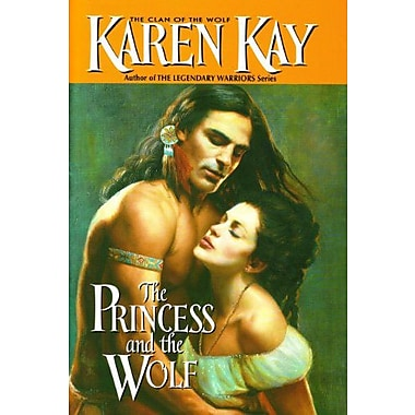 Princess and the Wolf, New Book (9785558607062)