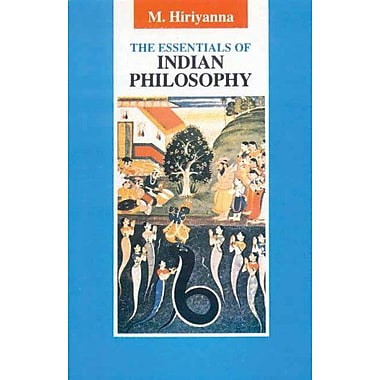 Essentials of Indian Philosophy, Used Book (9788120813045)