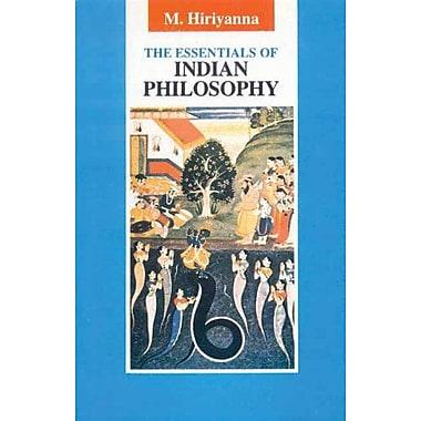 Essentials of Indian Philosophy (9788120813045)