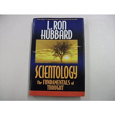 Scientology: the Fundamentals of Thought, Used Book (9788773365816)