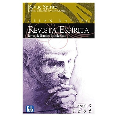 Revista Espirita (1866) (Portuguese Edition), New Book (9788573284034)