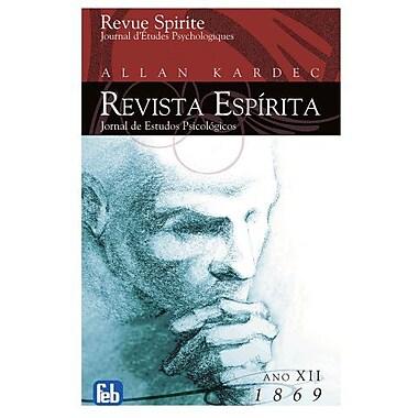 Revista Espírita (1869) (Portuguese Edition), Used Book (9788573284232)