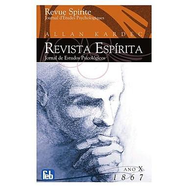 Revista Espírita (1867) (Portuguese Edition) (9788573284225)
