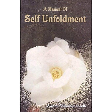 A Manual of Self Unfoldment, Used Book (9788175971936)