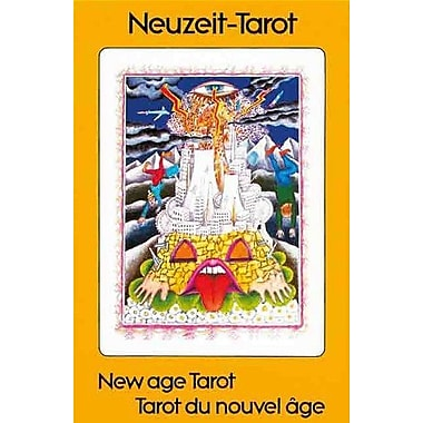 New Age Tarot, New Book (9783905021516)