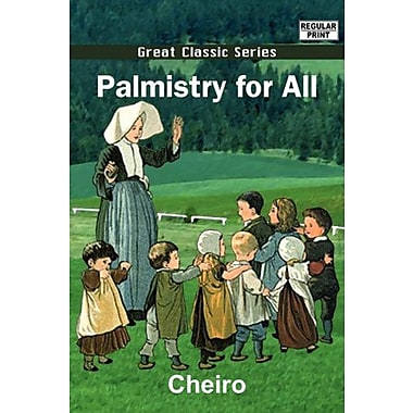 Palmistry for All (Great Classic) (9788132022947)