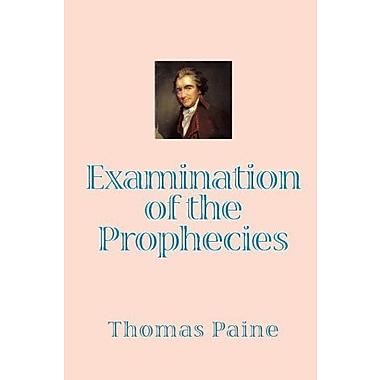 Examination of the Prophecies (9788562022241)