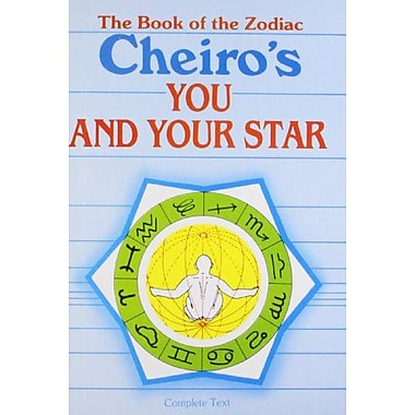 Cheiro's You and Your Star: The Book of the Zodiac (9788122200003)